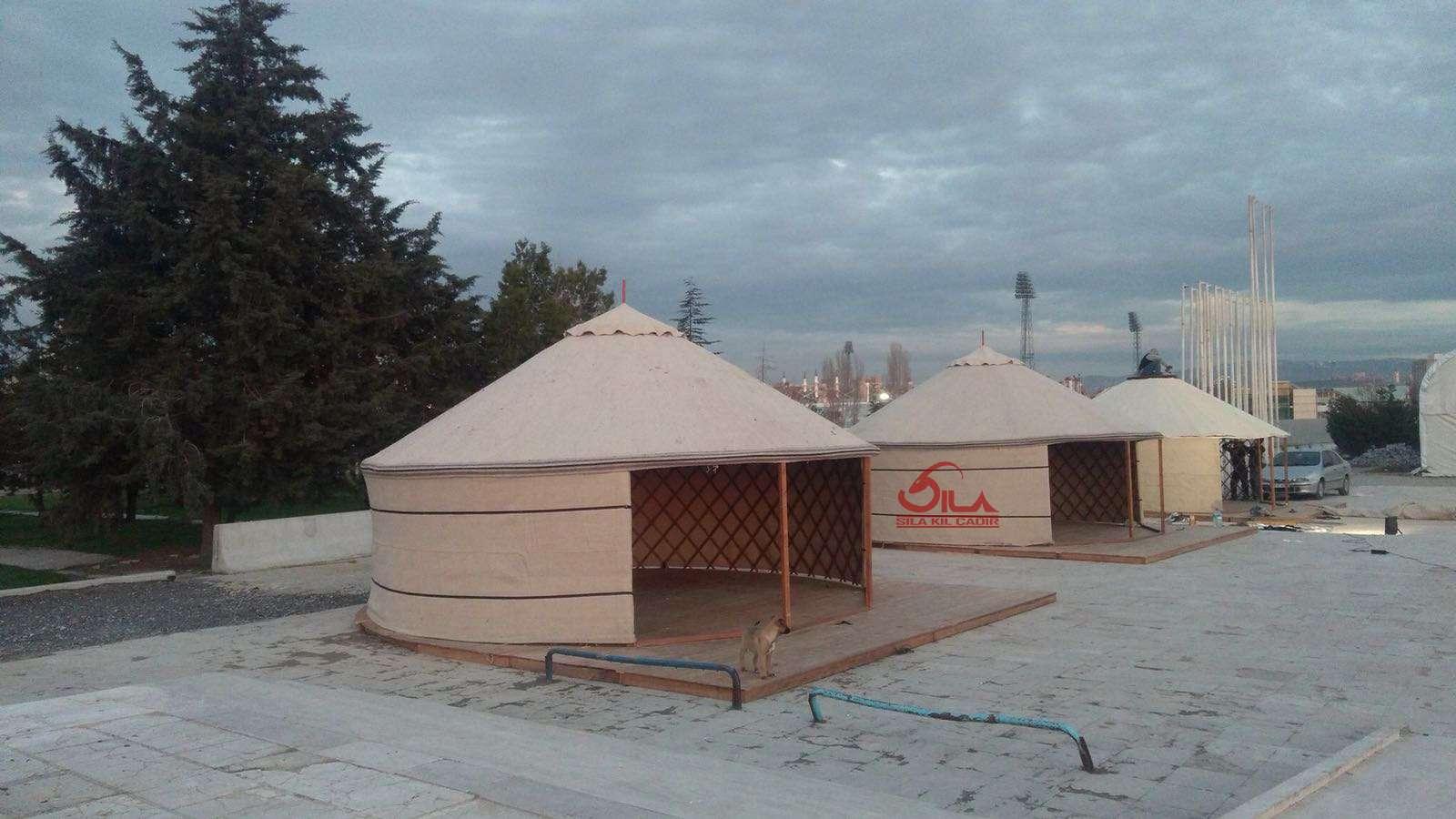 Kıl çadır modelleri